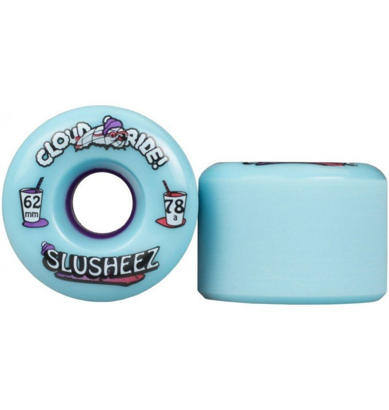 Колеса Cloud Ride! Slusheez 62mm